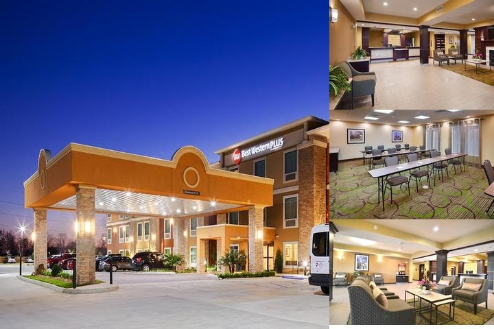 Best Western Plus New Orleans Airport Hotel photo collage