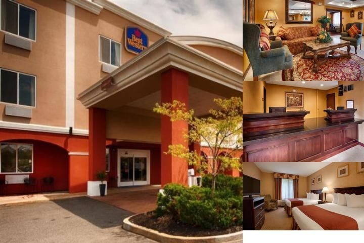 Best Western Dartmouth New Bedford photo collage