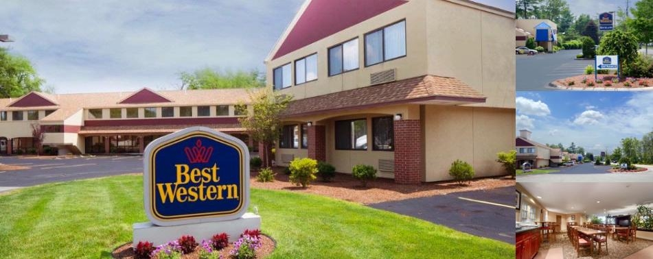 Best Western Rockland photo collage