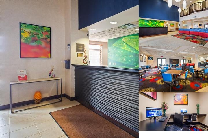 Best Western Regency Plaza Hotel St. Paul East photo collage