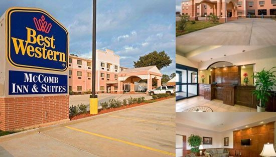 Best Western Plus Mccomb Inn & Suites photo collage