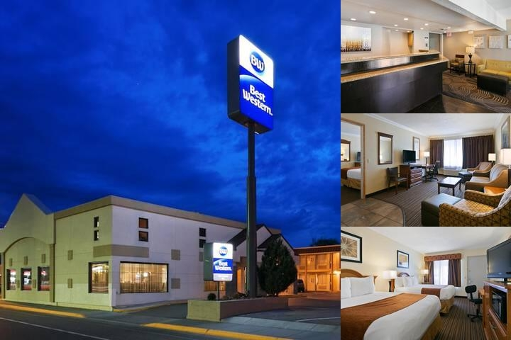 Best Western War Bonnet Inn photo collage