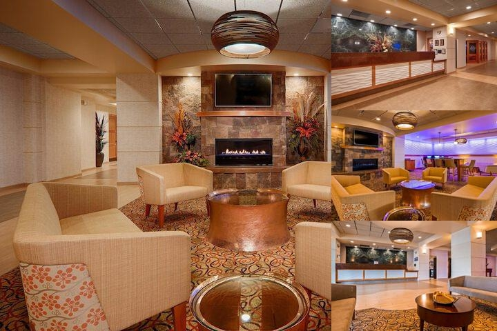 Best Western Plus Butte Plaza Inn photo collage
