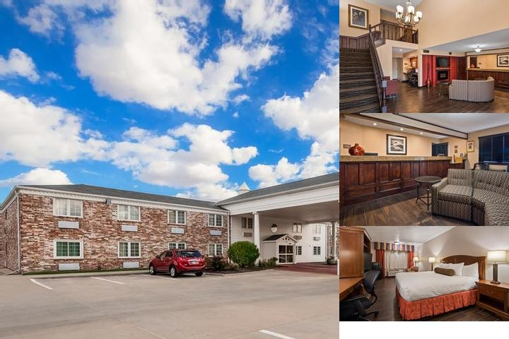 Surestay Plus Hotel by Best Western Omaha South photo collage