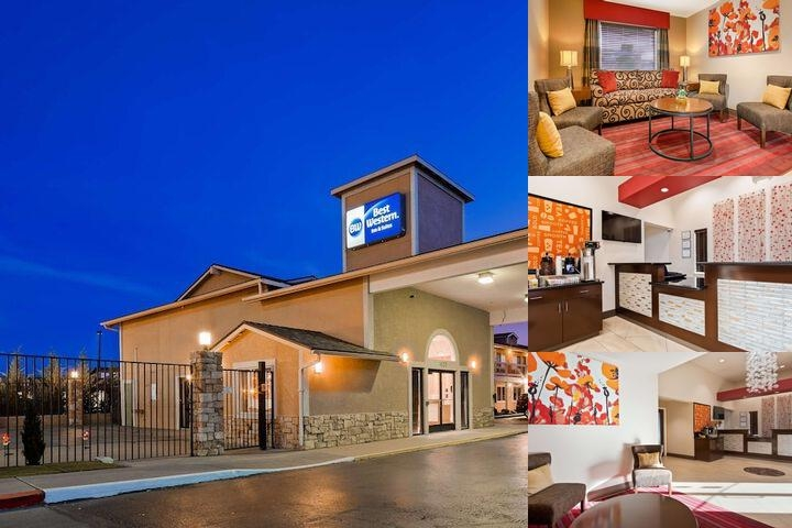 Best Western Fallon Inn & Suites photo collage