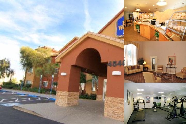 Best Western Plus North Las Vegas Inn & Suites photo collage