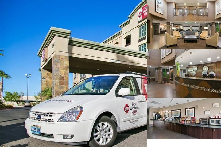 Best Western Plus St. Rose Pkwy / Las Vegas South Hotel photo collage
