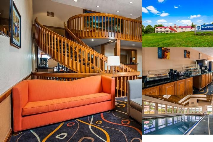 Best Western White Mountain Inn photo collage