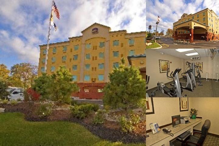 Best Western Riverview Inn & Suites photo collage