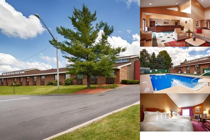 Best Western University Inn photo collage