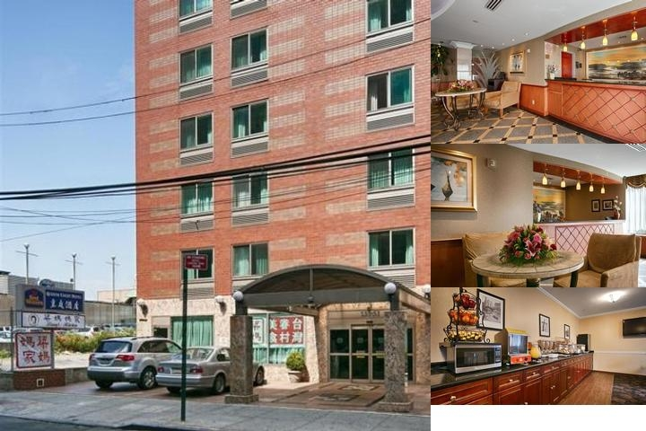 Best Western Queens Court Hotel photo collage