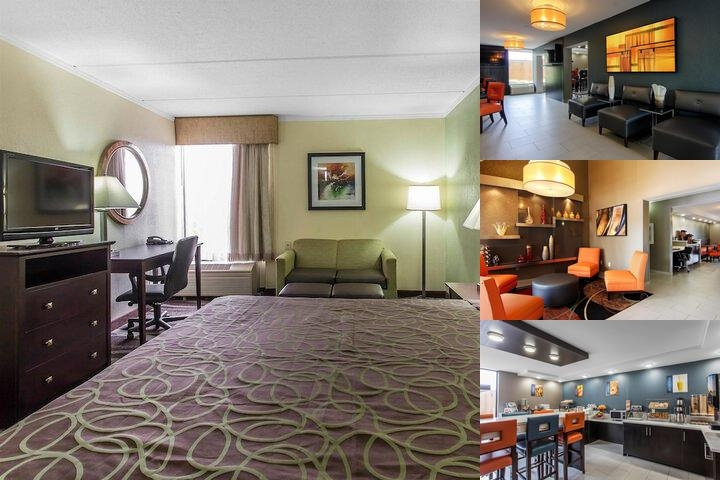 Best Western Gastonia photo collage