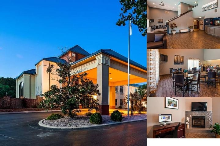 Best Western Butner Creedmoor Inn photo collage