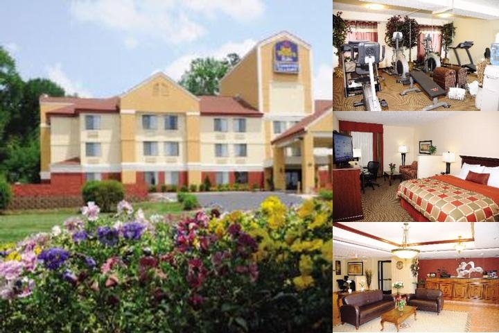 Best Western Plus Huntersville Inn & Suites Near Lake Norman photo collage