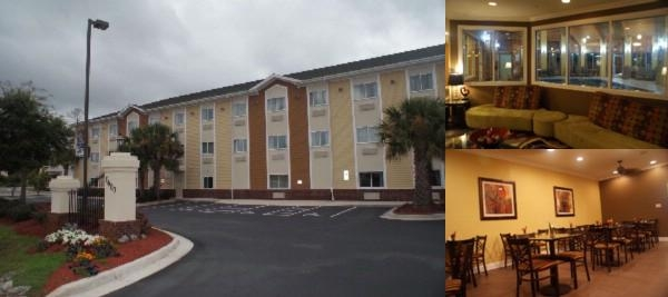 Best Western Plus Wilmington / Carolina Beach photo collage