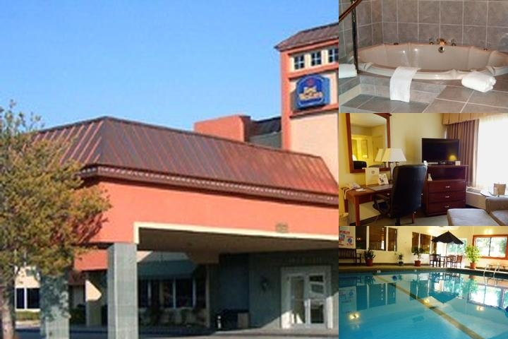 Best Western Plus Lawton Hotel & Convention Center photo collage