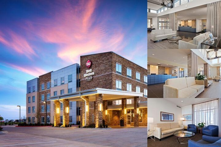 Best Western Plus Norman photo collage