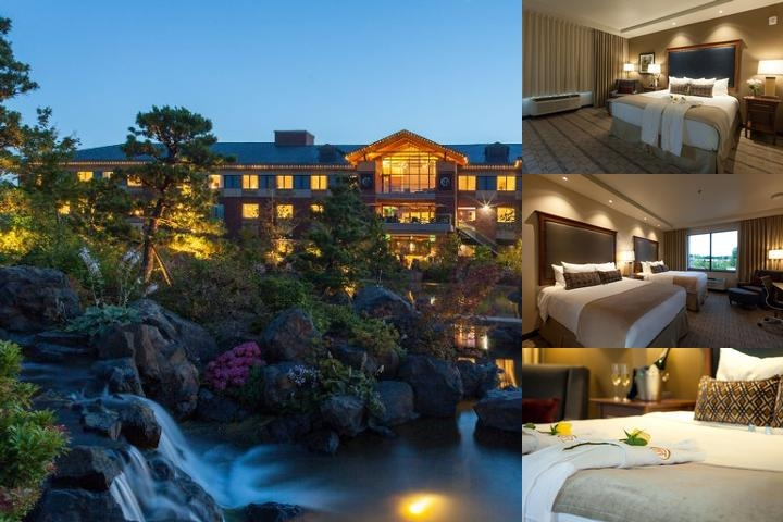 BW Premier Boulder Falls Inn by Best Western photo collage