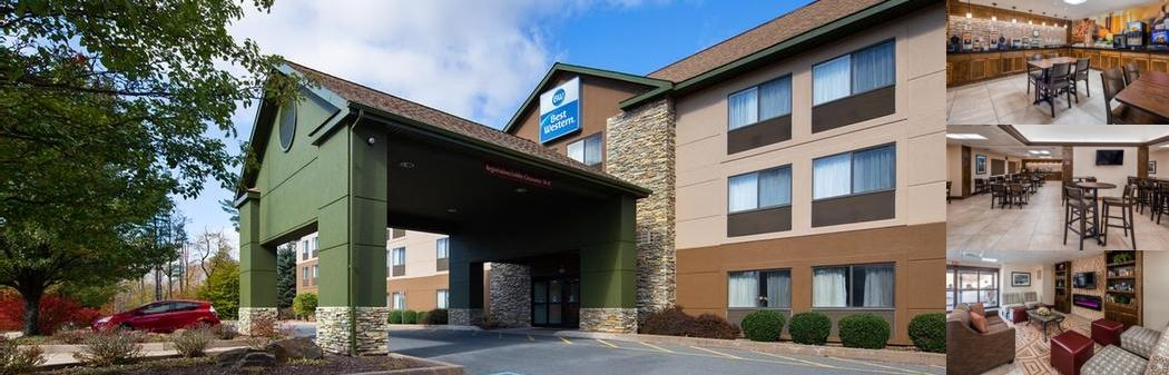 Best Western Inn at Blakeslee Pocono photo collage