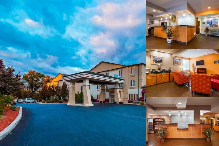 Best Western Harrisburg Hershey Hotel photo collage