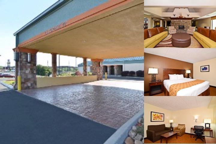 Best Western Plus Arbour Inn & Suites photo collage
