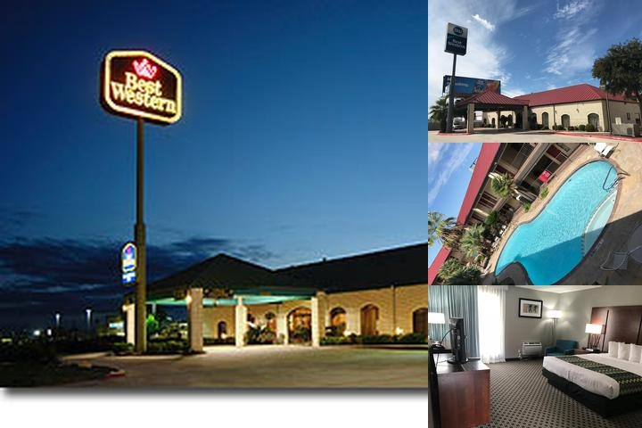 Best Western Ingram Park Inn photo collage