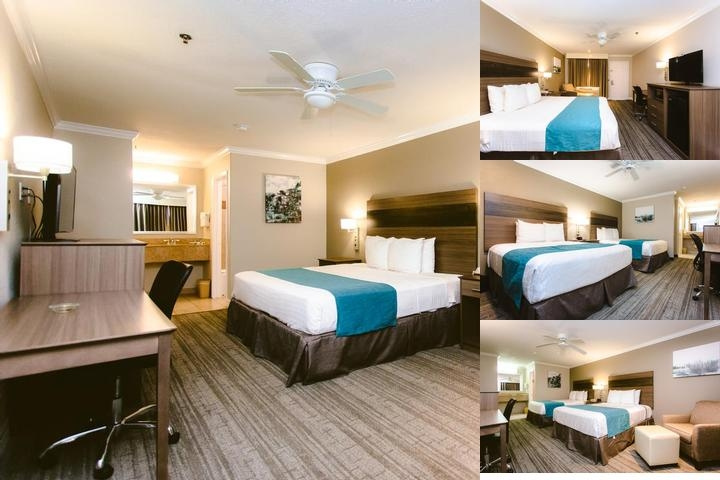 Best Western Pearland Inn photo collage