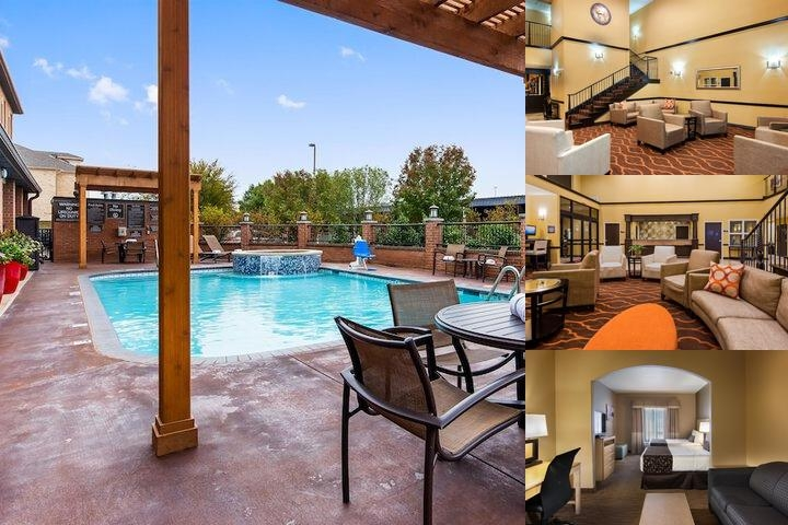 Best Western Plus Dfw Airport Suites photo collage