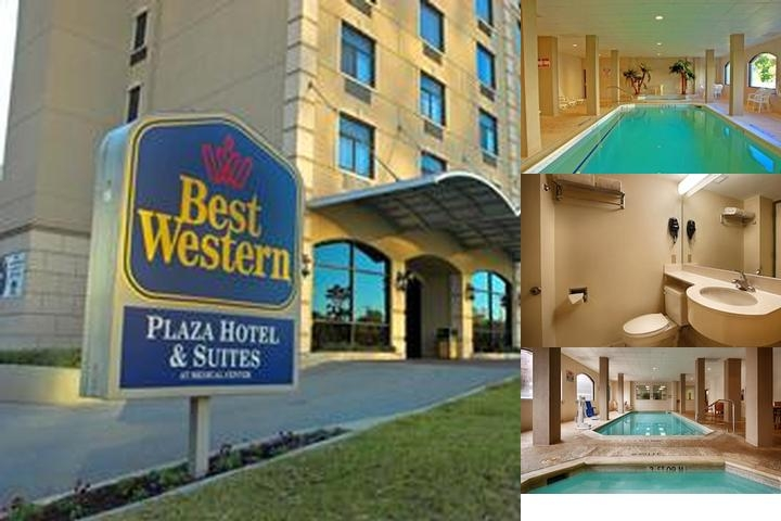 Best Western Plaza Hotel & Suites at Medical Center photo collage