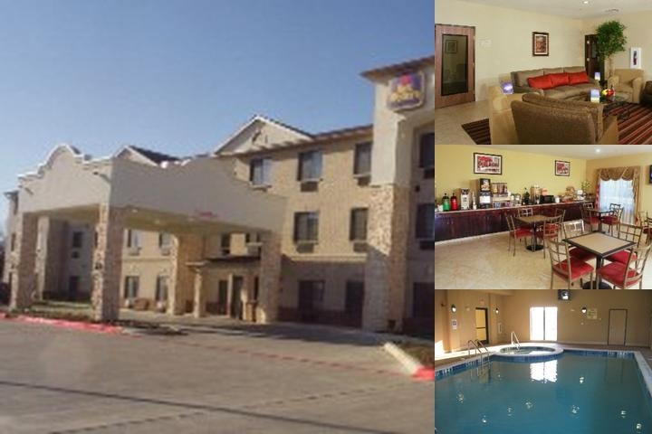 Best Western Plus Mansfield Inn & Suites photo collage