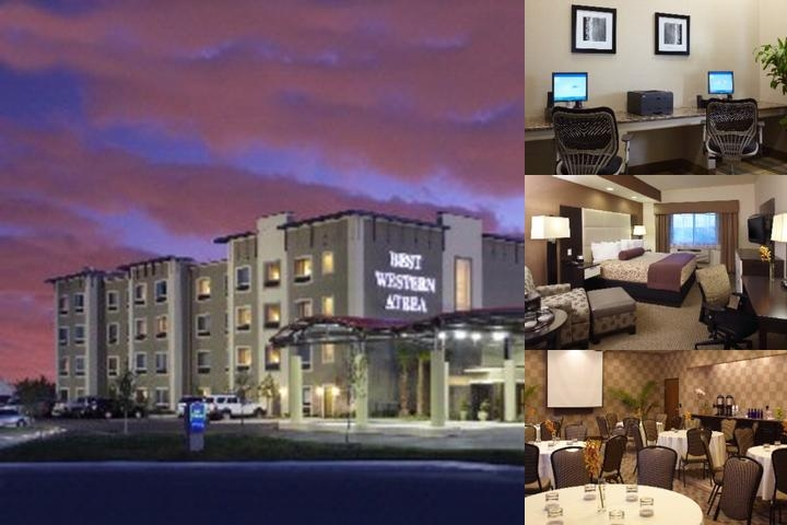 Best Western Plus Atrea Hotel & Suites photo collage