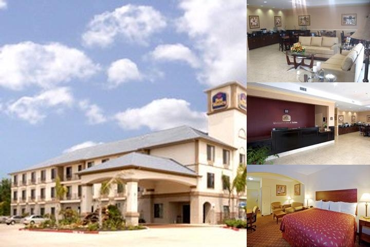 Americas Best Value Inn & Suites Livingston photo collage
