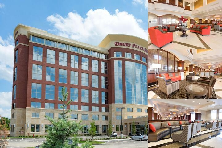Drury Plaza Hotel Indianapolis Carmel photo collage