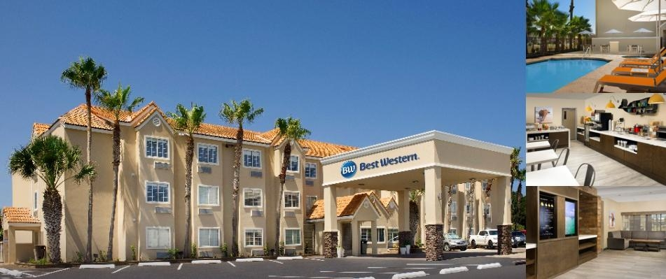 Best Western Beachside Inn photo collage