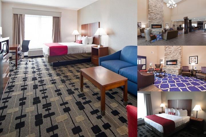 Best Western Plus Big Lake Inn photo collage