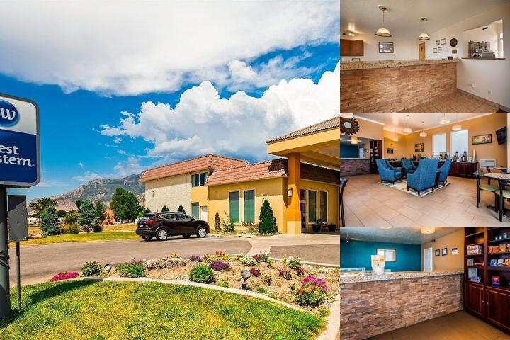 Best Western Paradise Inn of Nephi photo collage