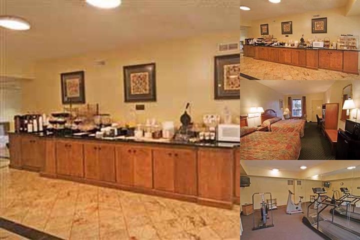 Best Western Emporia photo collage