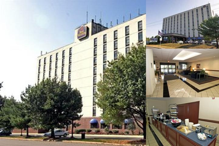 Best Western Potomac Mills photo collage