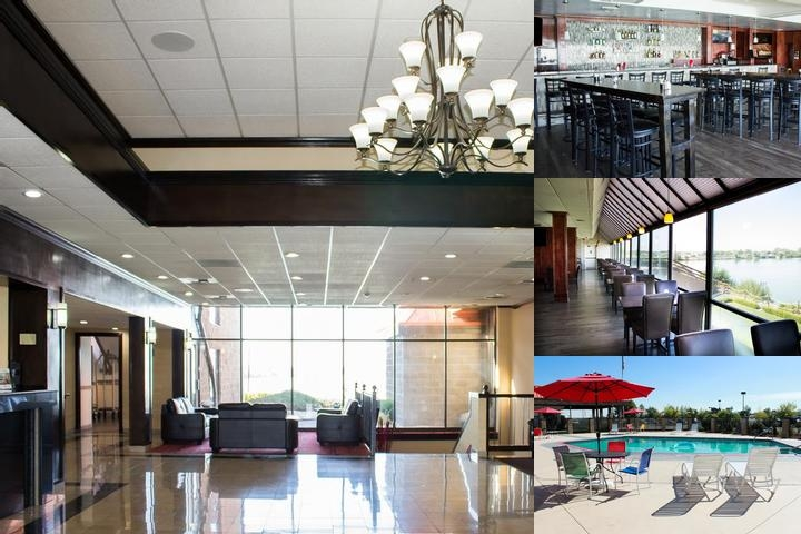 Best Western Plus Lake Front Hotel photo collage