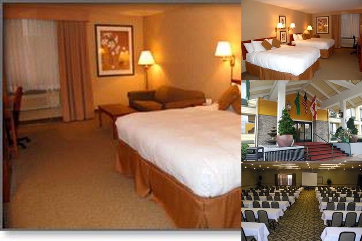 Best Western Plus Skagit Valley Inn & Convention Center photo collage
