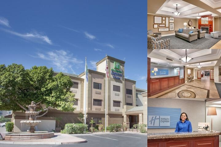 Holiday Inn Express Hotel & Suites Phoenix Downtwn photo collage