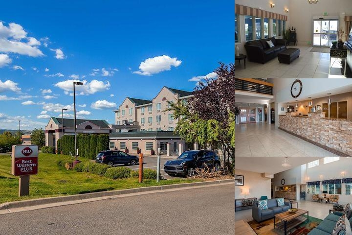 Best Western Plus Liberty Lake Inn photo collage