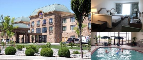 Best Western Plus Pasco Inn & Suites photo collage