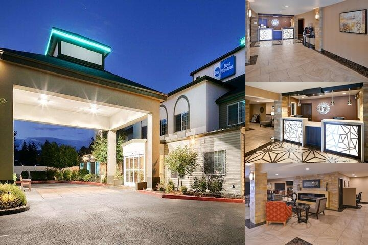Best Western Woodland Inn photo collage