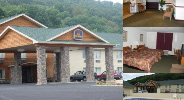 Best Western Berkeley Springs Inn photo collage