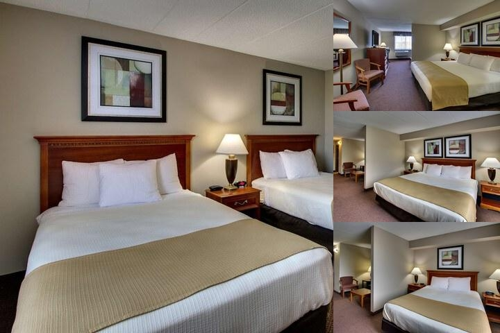 Best Western East Towne Suites photo collage
