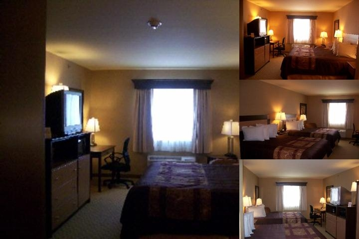 Best Western Crandon Inn Suites Photo Collage