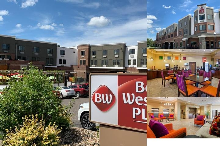 Best Western Plus Campus Inn photo collage
