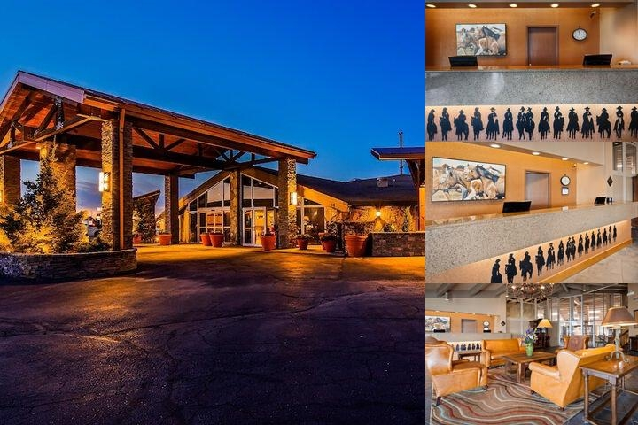 Best Western Outlaw Inn photo collage