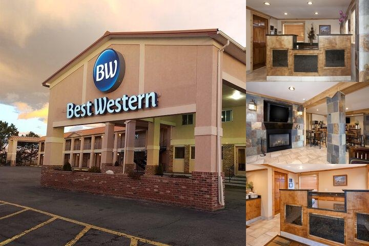 Best Western Torchlite photo collage